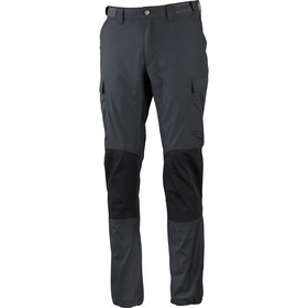Lundhags Vanner Pantalones Hombre, charcoal/black